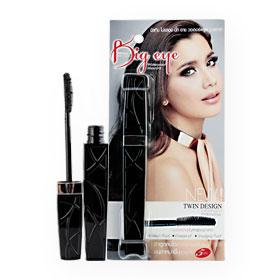 Mistine Pro Long Big Eye Waterproof Mascara 4g #01 Black