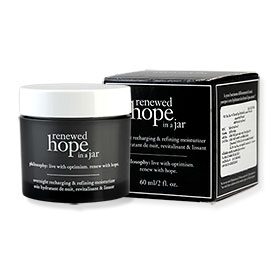 Philosophy Renewed Hope In a Jar Overnight Recharging & Refining Moisturizer 60ml