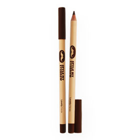 แพ็คคู่ The Face Shop Style My Eyebrow #03 Brown (1.8gx2pcs)
