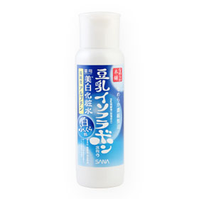 SANA Japan Nameraka Honpo Soy Milk Medicated Whitening Lotion 200ml