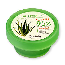 Benberry Double Moist Lift Aloe Vera 95% 70g
