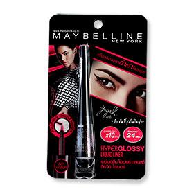 Maybelline Hyperglossy Eyeliner 3g #Black