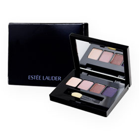 Estee Lauder Pure Color EyeShadow 4 Colors #10 Ivory Slipper ,13 Tranquil Moon ,07 Smoky Ember,09 Amethyst Spark