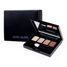 Estee Lauder Pure Color EyeShadow 4 Colors #60 Sugar Biscuit ,47 Nude Fresco ,04 Wild Sable ,38 Chocolate Bliss