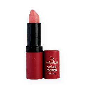 Golden Rose Velvet Matte Lipstick Vitamin E 4.2g #26