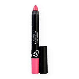 Golden Rose Matte Lipstick Crayon 3.5g #17