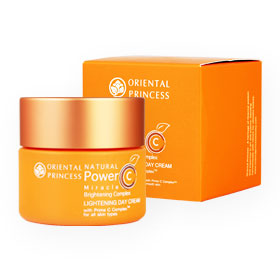 Oriental Princess Natural Power C Miracle Brightening Complex Lightening Day Cream 50g
