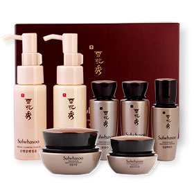 Sulwhasoo Time Treasure Kit (7 Items)