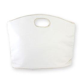 Lancome A White Cloth Bag (Big)