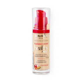 Bourjois Healthy Mix Foundation Hydrated & Luminous Skin 30ml  #N 52 Vanilla