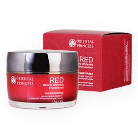 Oriental Princess Red Natural Whitiening Phenomenon Day Moisturiser 50g