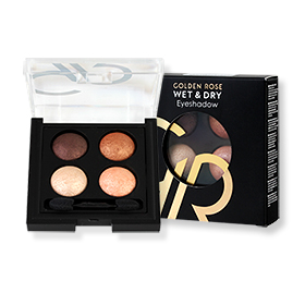 Golden Rose Wet & Dry Eyeshadow 4g #04