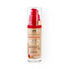 Bourjois Healthy Mix Foundation Hydrated & Luminous Skin 30ml  #N 53 Beige Clair Light Beige