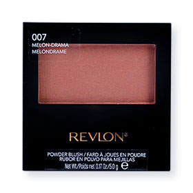 Revlon Powder Blush With Blush 5g #007 Melon-Drama