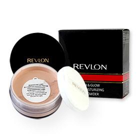 Revlon Touch & Glow Extra Moisturizing Face Powder 43g #2 Translucent