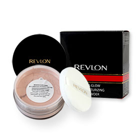 Revlon Touch & Glow Extra Moisturizing Face Powder 43g #Misty Rose 54