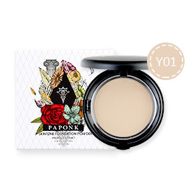 Paponk Skintone Foundation Powder Y01
