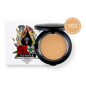Paponk Skintone Foundation Powder Y03