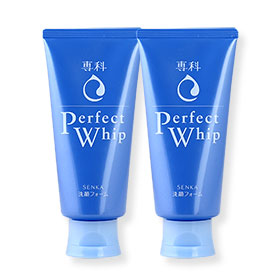 แพ็คคู่ Senka Perfect Whip Foam (120g x 2pcs)
