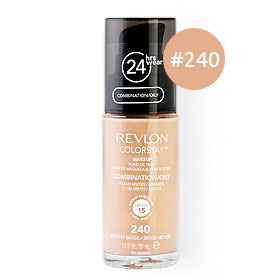 Revlon Colorstay Makeup Combination/Oily Skin SPF15 30ml #240 Medium Beige/Beige Moyen