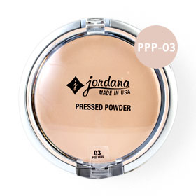 Jordana Pressed Powder 8.03g #PPP-03 Soft Beige