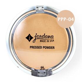 Jordana Pressed Powder 8.03g #PPP-04 Beige