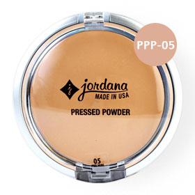 Jordana Pressed Powder 8.03g #PPP-05 Classic Sand