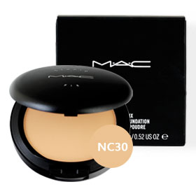 MAC Studio Fix Powder Plus Foundation 15g #NC30