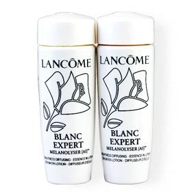 แพ็คคู่ Lancome Blanc Expert Melanolyser Ai Brightness Diffusing-Essence In Lotion (15mlx2pcs)