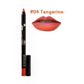 Mei Linda Miracle Color Fit Lip Liner #04 Tangerine