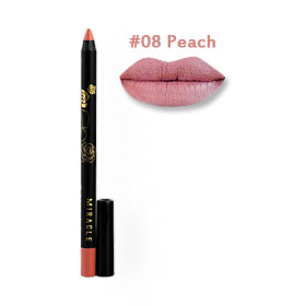 Mei Linda Miracle Color Fit Lip Liner #08 Peach