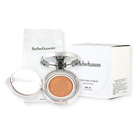 Sulwhasoo+Perfecting+Cushion+Brightening+%2815gx2pcs%29+%23No.21+Medium+Pink