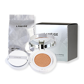 Laneige BB Cushion SPF50+ PA+++ (15gx2Items) #No.21P Pink Beige