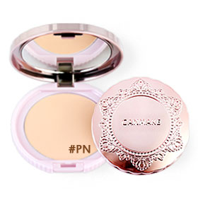 Canmake Transparent Finish Powder SPF30 PA++ 10g #PN
