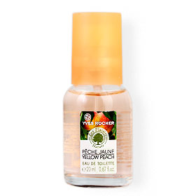 Yves Rocher Plaisirs Nature EDT #Peach 20ml