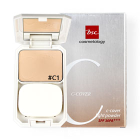 BSC C-Cover Light Powder SPF30 PA+++ 11g #C1