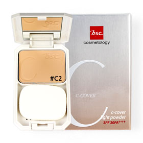 BSC C-Cover Light Powder SPF30 PA+++ 11g #C2