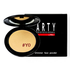 Arty Professional Shimmer Face Powder 12g #Y0