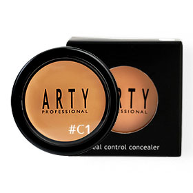 Arty Professional Silk Real Control Concealer 4g #C1