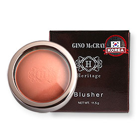 Beauty Buffet GINO McCRAY Heritage Blusher #04 Sandy Brown