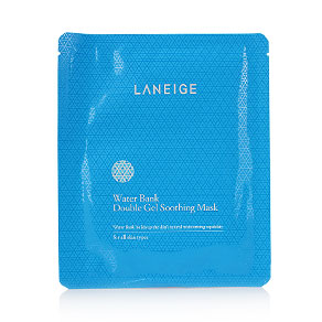 Laneige Water Bank Double Gel Soothing Mask 1pcs