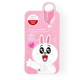 Mediheal | Line Friends I.P.I Lightmax Ampoule Mask 1 pcs(สินค้านี้ไม่ร่วมรายการซื้อ 2 ชิ้นฟรีค่าจัดส่ง)