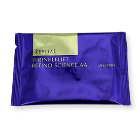 Shiseido Revital Wrinklelift Retino Science AA 1pcs
