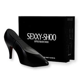 Laurelle Sexxy-Shoo Pour Femme EDP 30ml - Little Black Shoo
