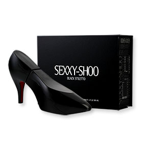 Laurelle Sexxy-Shoo Pour Femme EDP 100ml - Black Stiletto