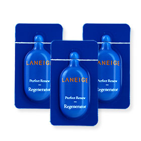 Set Laneige Perfect Renew Regenerator (3pcs)