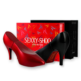 Laurelle Sexxy-Shoo Little Shoo EDP Set 2 Items (Red Shoo 30ml+ Black Shoo 30ml)