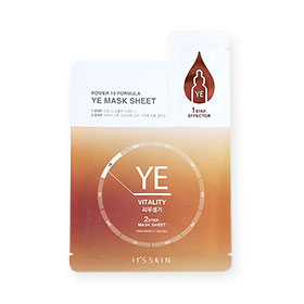 It's Skin Power 10 Formula YE Mask Sheet 1pcs