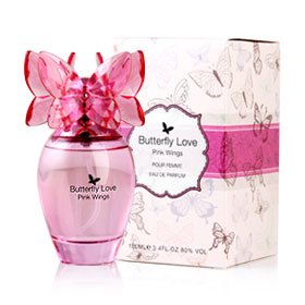 Laurelle Butterfly Love Pink Wings Pour Femme EDP 100ml