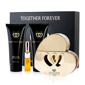 Laurelle Together Forever Pour Femme EDP Set 4 Items